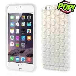 iPhone 6 Plus (5.5 inch) Silicone Bubbeltjes Cover, hoesje, case