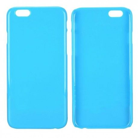 iPhone 6 Plus (5.5 inch) Hard Cover, hoesje, case Blauw