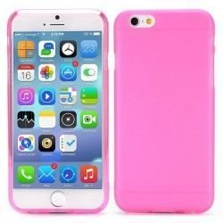iPhone 6 (4.7 inch) TPU Cover, hoesje, case Roze