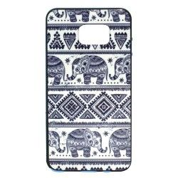 Samsung Galaxy Note 5 Flip case cover hoesje Olifant