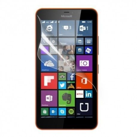 Microsoft Lumia 640 XL screen protector