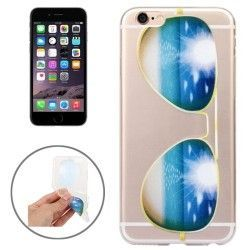 iPhone 6(S) (4.7 inch) TPU Cover, hoesje, case zonnebril print