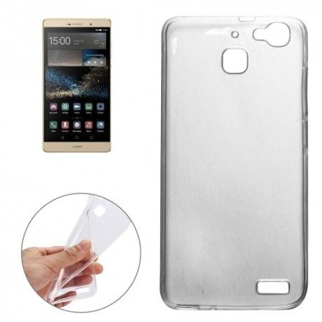 Huawei Ascend P9 - hoes, cover, case - TPU - Ultra dun - transparant