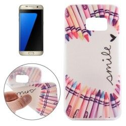 Samsung Galaxy S7 - hoes, cover, case - TPU -