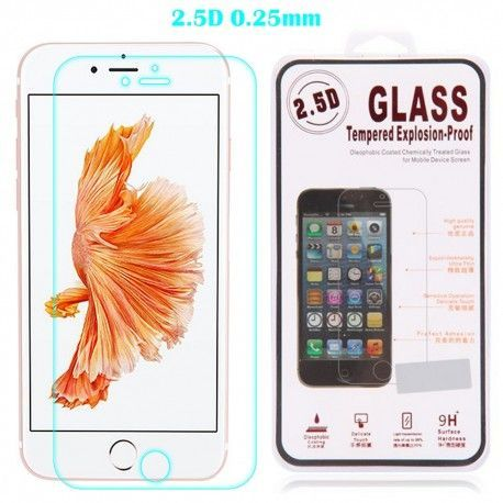 iPhone 7 Plus (5.5 inch) - Screen protector - Tempered glass