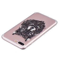 iPhone 7 Plus (5.5 inch) - hoes, cover, case - TPU - Transparant