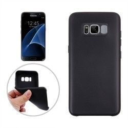 Samsung Galaxy S8 Plus - hoes, cover, case - TPU -  Zwart