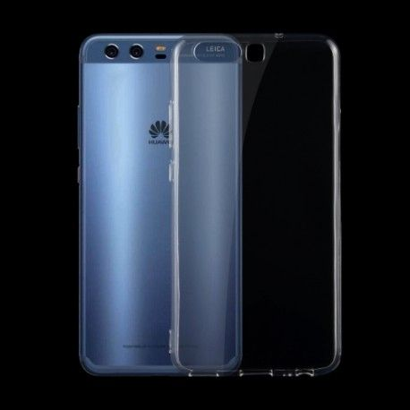 Huawei P10 - hoes, cover, case - TPU - Transparant