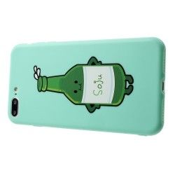 iPhone 7 Plus (5.5 Inch) - hoes, cover, case - TPU - Soju
