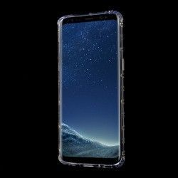 Samsung Galaxy S8 - hoes, cover, case - TPU - Transparant