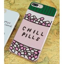 iPhone 6(s) (4.7 Inch) - hoes, cover, case - PC - Chill pills