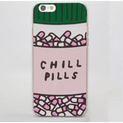 iPhone 6(s) PLUS (5.5 Inch) - hoes, cover, case - PC - Chill pills