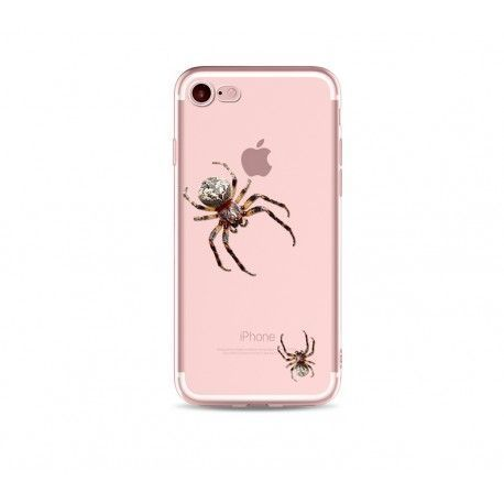 iPhone 8 / 7 (4.7 Inch) - hoes, cover, case - TPU - Spin
