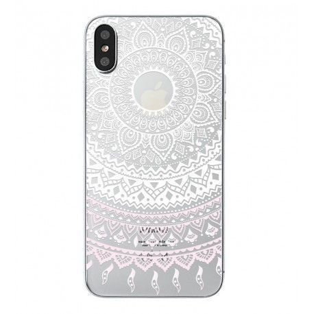 iPhone X - hoes, cover, case - TPU - Transparant - Dromenvanger