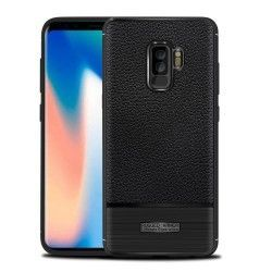 Samsung Galaxy S9 Plus- hoes, cover, case - TPU - Zwart