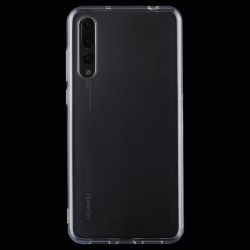Huawei P20 Pro - hoes, cover, case - TPU - Transparant
