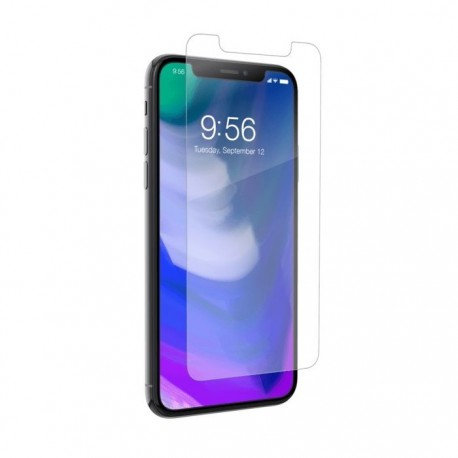 iPhone X - Screen protector - Tempered glass -