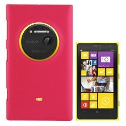 Nokia Lumia 1020 hard case, hoesje, cover, frontje roze