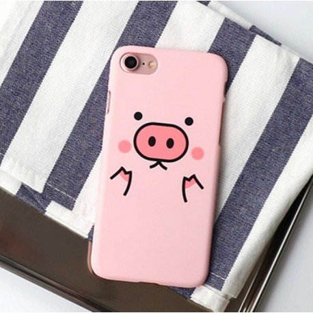 iPhone X - hoes, cover, case - TPU - Biggetje