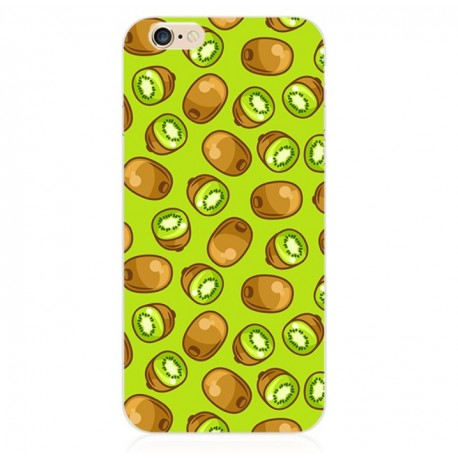 iPhone 8 / 7 (4.7 Inch) - hoes, cover, case - TPU - Kiwi