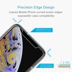 iPhone XS Max (6,5 inch) - Screen protector - Tempered glass - Voorkant
