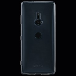 Sony Xperia XZ3 - hoes, cover, case - TPU - Transparant