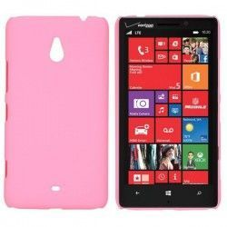 Nokia Lumia 1320 Hard case, cover, hoes Roze