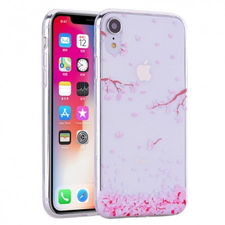 iPhone XR (6,1 inch) - hoes, cover, case - TPU - Transparant - Zeehond