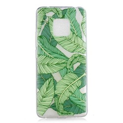 Huawei Mate 20 Pro - hoes, cover, case - TPU - Bananenbladeren