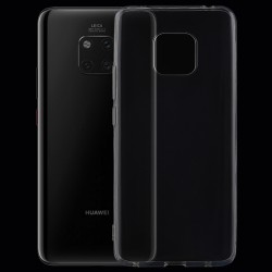 Huawei Mate 20 Pro - hoes, cover, case - TPU - Transparant