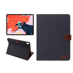 iPad Pro 11 inch (2018) - hoes, cover, case - PU leder - TPU - Stof - Denim