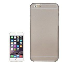 iPhone 6 Plus (5.5 inch) Ultra dunne Cover, hoesje, case Zwart